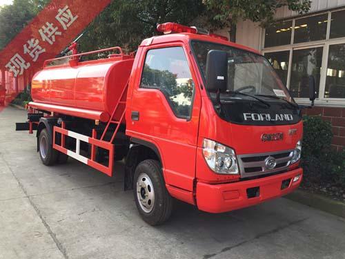3吨小型消防车